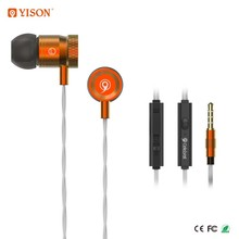 Celebrat C5O original Mobile Phone Earphone For Samsung s3 s4 s5 s6 In Ear Earphone Wired Headphone With Mic