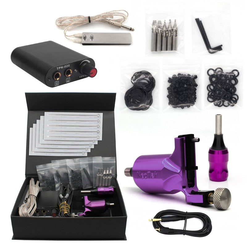 2016 hot sale simple tattoo gun kits