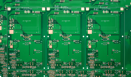 Factory oem sharp pcb boards with ENIG finishing