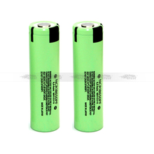 Rechargeable battery 18650 2900mah 10A high quality NCR18650PF