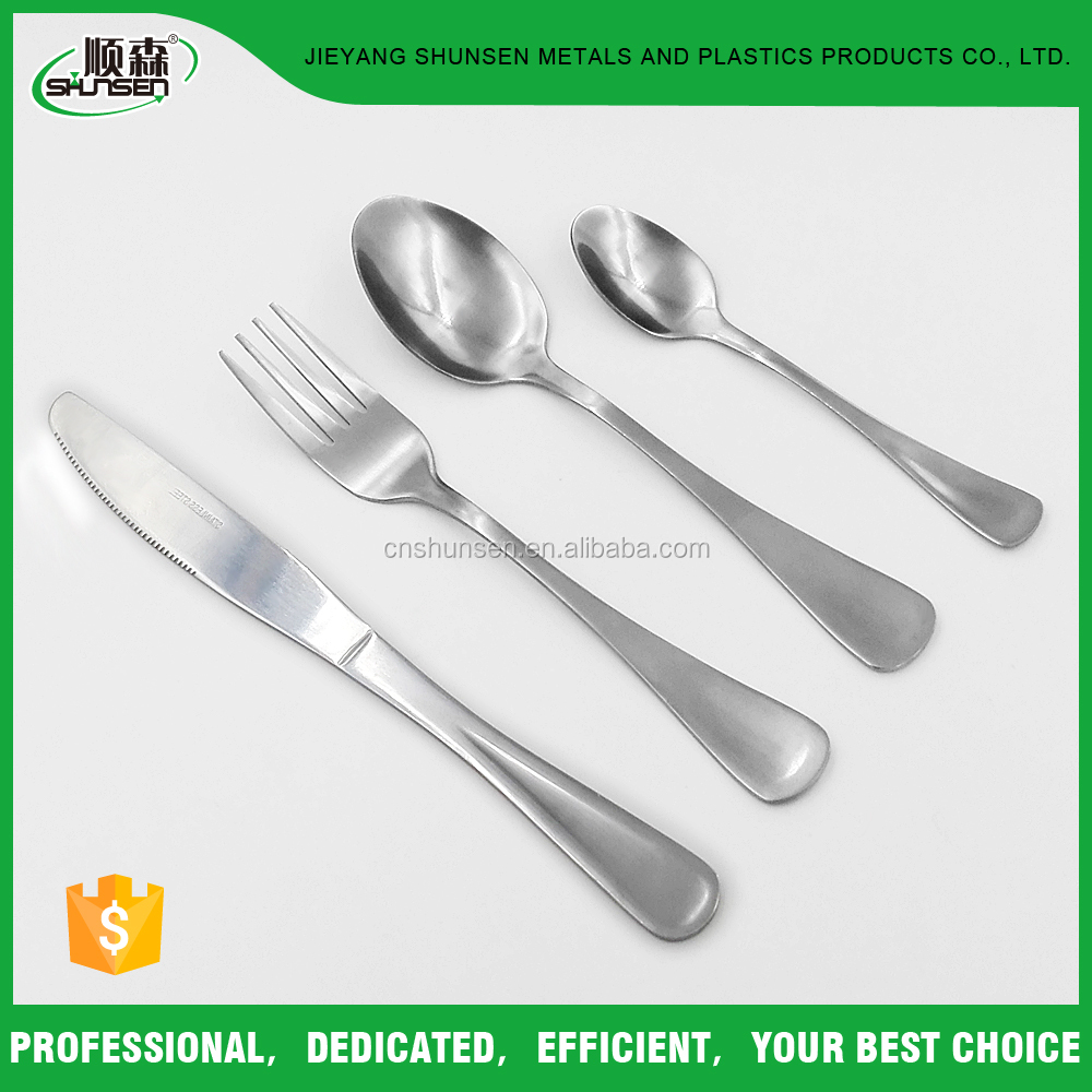 Names of Stainless Steel Cutlery Set Item, Restaurant Cutlery, Set Of Cutlery Set