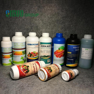 Agriculture Fertilizer Liquid Seaweed Extract Foliar Fertilizer for garden