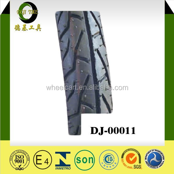 Qingdao Easy to install unique TIRE 80/90-14