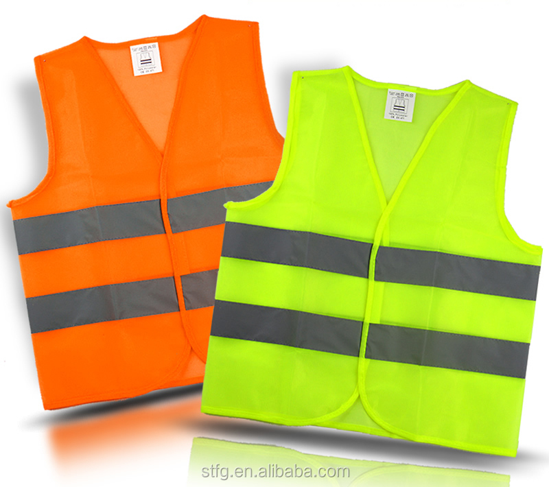 EN ISO 20471 class 2 two tone safety vest