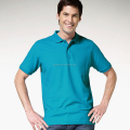 Cotton polo t shirt printing