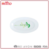 /product-detail/cheap-white-printing-oval-hard-plastic-dinner-plate-for-restaurant-cafeteria-meat-turkey-platter-60372801645.html