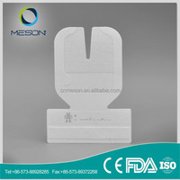 free sample transparent cannula fixation wound dressing