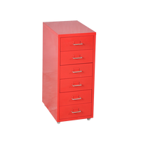 Factory price 6 drawer legal filing cabinet With Good Service
