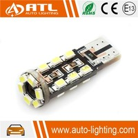 Competitive price T10 canbus smd car led bulb