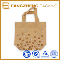 eco-friendly pp non woven shopping bag for china manufacturer