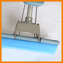 Wholesale Household Products Aluminum Handle Type PVA Sponge Magic Mop