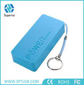 Factory big perfume design mobile charger 5200mah power bank made in China