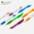 Wholesale Cheap Price Promotional Colorful Classic Shape Write Smoothly Plastic Ball Pen