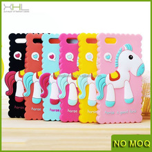 animal design silicone case for iphone 4 5