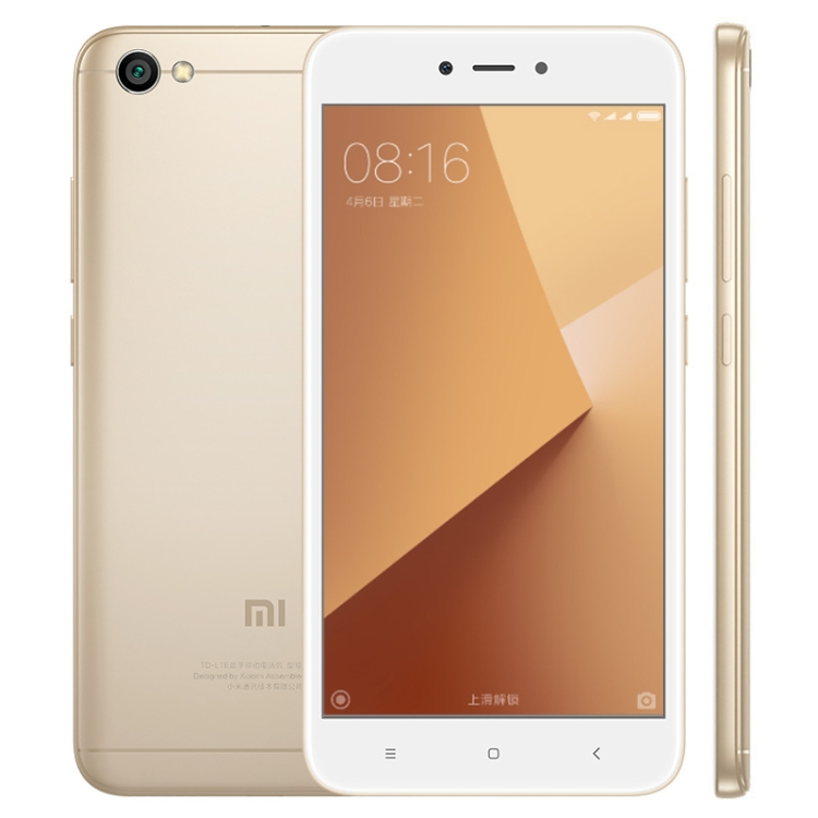 Original Xiaomi Redmi Note 5A 2GB 16GB Smartphone 5.5 inch MIUI 9.0 Xiaomi Mobile <strong>Phones</strong> 4G <strong>Android</strong> Cell <strong>Phone</strong>