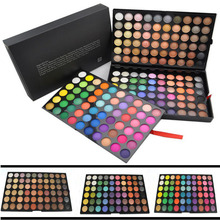 A freeshipping 252 Colors Eyeshadow private label cosmetics Longlasting Eyeshadow Palette