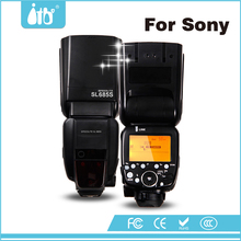 ITB 2017 New Design Camera Flash Light GN58 LED for Sony MIS