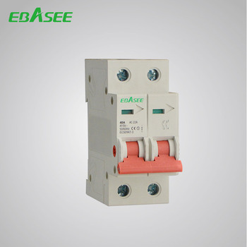 EBS6B 4 pole electrical switch