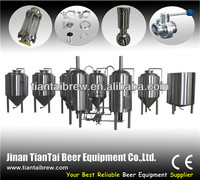 Hot sale pub ale beer producing equipment