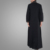 Hot Sell Fashion Turkish Style Abaya Long Sleeve Moroccan Thobe Islamic Men Abaya