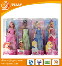 Colorful Printed Plastic Blister Box Packaging for Kids Toy Barbie Doll