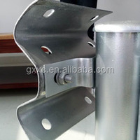 HDG Highway Guardrail For Road Safty
