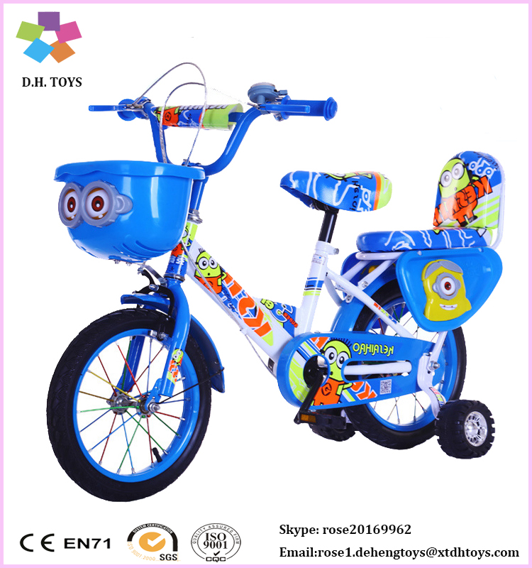 Latest design colour kids bicycle children kids baby bike manufacturer