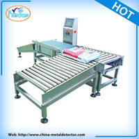 auto check weigher for processing industry