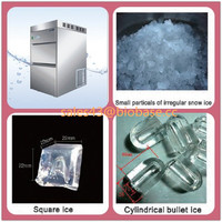 BIOBASE CE certified small cube Ice making machine for sale