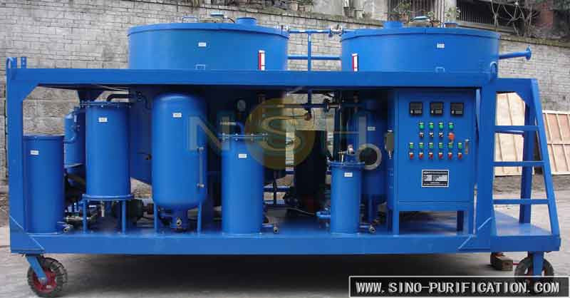 Used Engine Oil Recycling Machine, Waste Oil Recycling