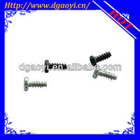 mobile phone screws top grade quality for blackberry 9300