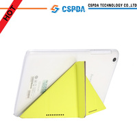 Ultra-thin 3 folding stand leather case cover for Lenovo Tab A8-50 A5500 8''