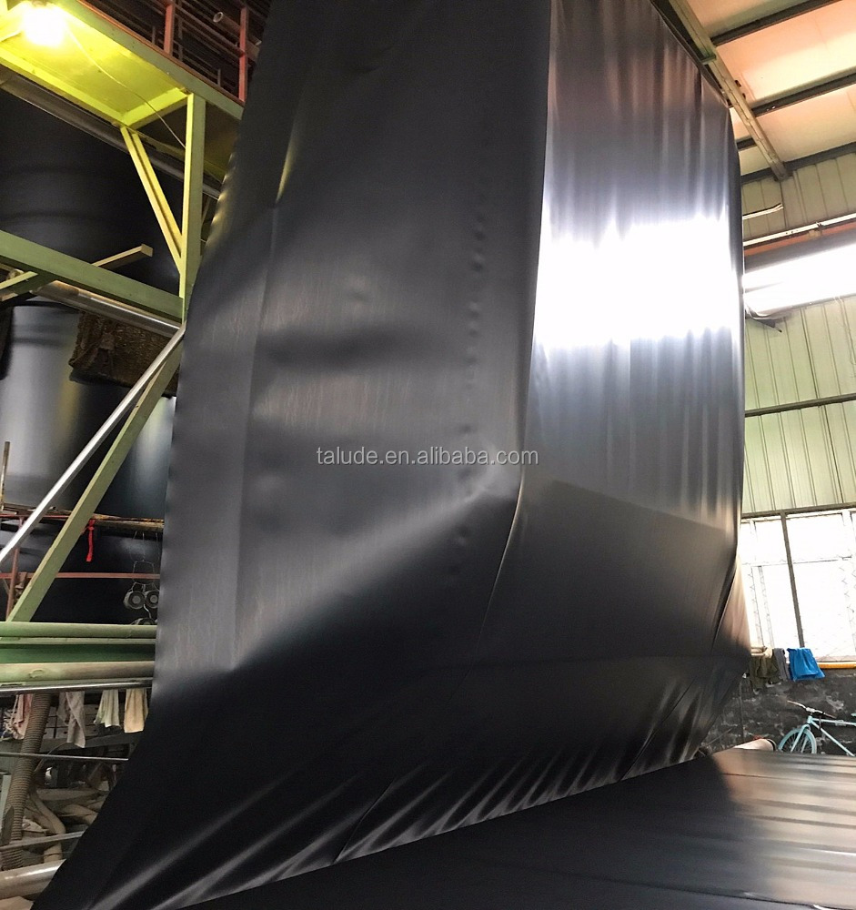HDPE Geomembrane/drainage ditch liner/LDPE geomembrane price in 2017