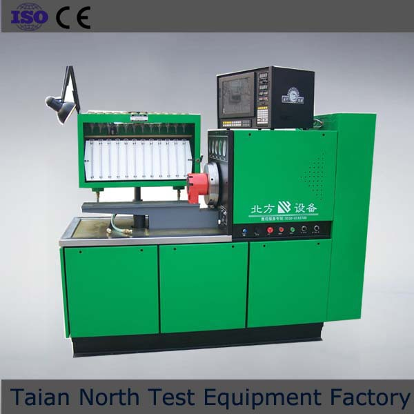 Repair kit test bench for fuel injector injection diesel pump