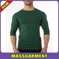 China Apparel Wholesale Men Clothing Blank High Quality Men's Cotton T Shirts