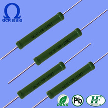 UL approval Metal glaze film high voltage resistors RI80 5w for painting tools
