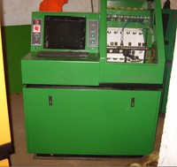 denso common rail test bench low price denso hydraulic pump injector tester bench exporting