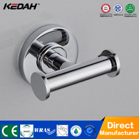 2015 New unique design wall hanging bathroom brass car coat and toweling hook