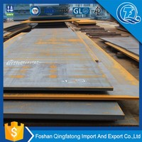 Q195 to Q345 material galvanized round steel plate / sheet
