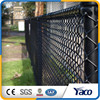 Customized Anping pvc coated thick wire chain link fence