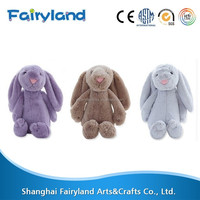 Kid plush rabbit toys hot sale and new design plush rabbit toys for gift