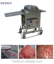 Safety Design Automatic Meat Tenderizer Machine For Steak