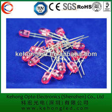 ROHS SGS ISO approved 3mm,5mm,8mm RGB led diodes