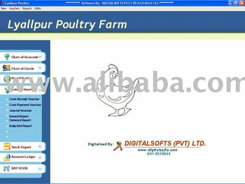 POULTRY CHICKS BREEDING CONTROL SHED SOFTWARE
