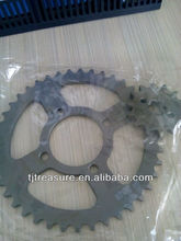 cd70 motorcycle chain and sprocket in china good price