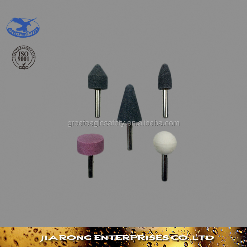 Factory direct supply Mounted grinding Stone,silicon carbide mounted point,abrasive stone