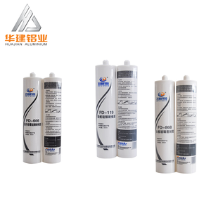 acetic and neutral architecture weatherproof and Flame Retardant Sealant silicone for glass, windows , curtain wall / sealant