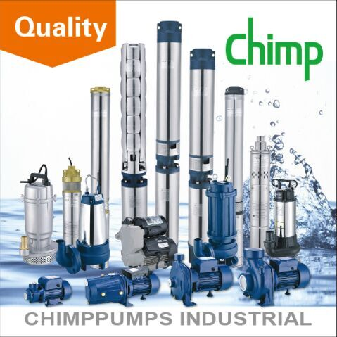 CHIMP High quality clean deep well submersible water pump for agricultural