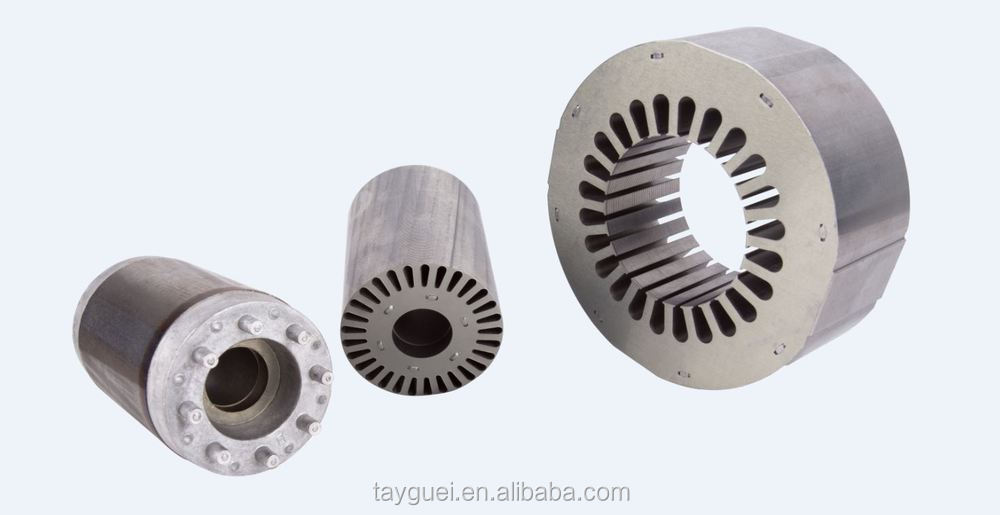 STATOR MAKER Taiwan made customized electric vehicle brushless dc motor