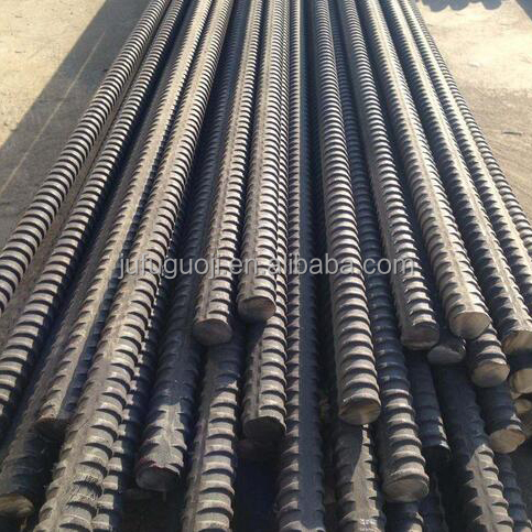 soil reinforcing/high tensile concrete reinforced steel bar used for under pinning works,tie rod